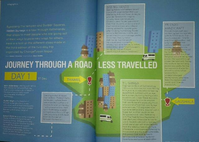 14-02 Journey through a road less travelled - Venture Plus Feb 2014 1 s